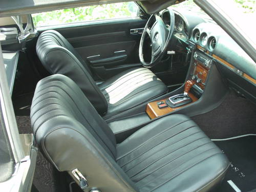 1971 Mercedes 350 SL (19500 euro) For Sale (picture 4 of 6)