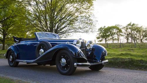 1939 Mercedes-Benz 540K Cabriolet A For Sale (picture 2 of 6)
