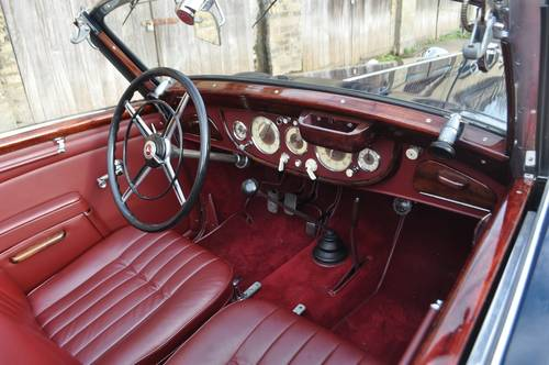 1939 Mercedes-Benz 540K Cabriolet A For Sale (picture 5 of 6)
