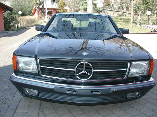 1984 Merceds Benz 500 SEC For Sale (picture 2 of 6)
