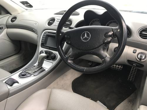 2002 Mercedes SL55 AMG for sale by auction June 17th SOLD by Auction (picture 6 of 6)