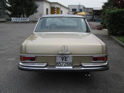 1970 Mercedes Benz - 280 S (W108) MATCHING NUMBERS SOLD (picture 3 of 6)