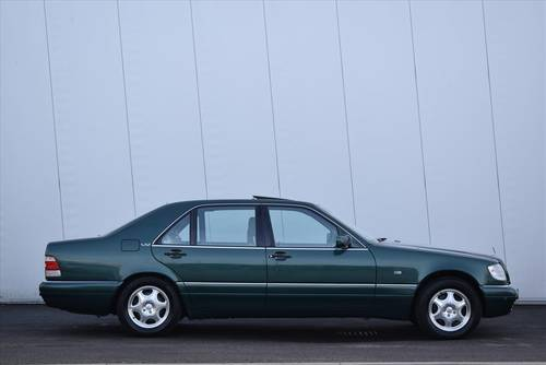 1997 MERCEDES-BENZ S600 V12 LWB Saloon-Only 67000 Miles SOLD (picture 2 of 6)