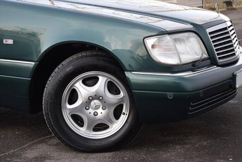 1997 MERCEDES-BENZ S600 V12 LWB Saloon-Only 67000 Miles SOLD (picture 6 of 6)
