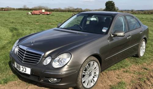 2007 Mercedes-Benz E-Class 280 Sport CDI SOLD by Auction (picture 2 of 5)