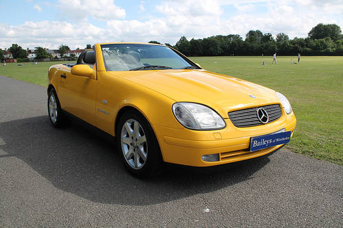 1997 Breathtaking SLK230 Kompressor With Just 15k Miles Since New For Sale (picture 1 of 6)