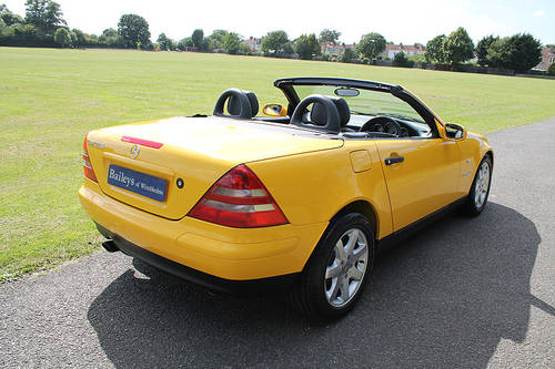 1997 Breathtaking SLK230 Kompressor With Just 15k Miles Since New For Sale (picture 3 of 6)