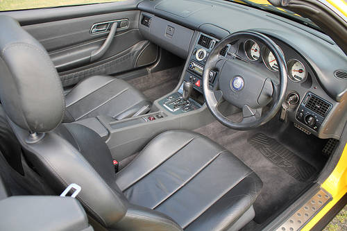 1997 Breathtaking SLK230 Kompressor With Just 15k Miles Since New For Sale (picture 5 of 6)