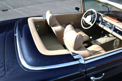 1970 Mercedes 280SL Pagoda Hard top Automatic SOLD (picture 3 of 6)