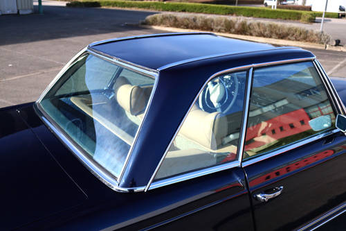 1970 Mercedes 280SL Pagoda Hard top Automatic SOLD (picture 6 of 6)