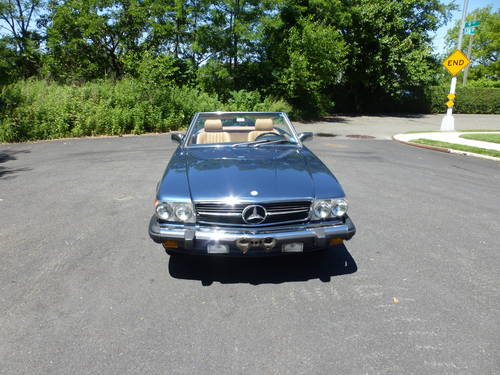 1988 Mercedes 560SL Two Tops Very Presentable - SOLD (picture 2 of 6)