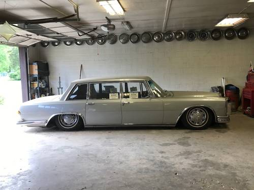 1967 Mercedes-Benz 600 # 21876 For Sale (picture 2 of 6)