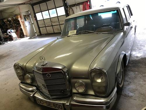 1967 Mercedes-Benz 600 # 21876 For Sale (picture 3 of 6)