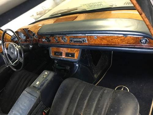 1967 Mercedes-Benz 600 # 21876 For Sale (picture 5 of 6)