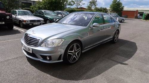 2010 Mercedes S Class S65 AMG 6.0 V12 Bi Turbo Limousine SOLD (picture 1 of 6)
