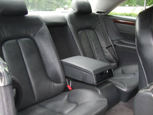 2000 MERCEDES BENZ CL500 AUTOMATIC For Sale (picture 3 of 6)