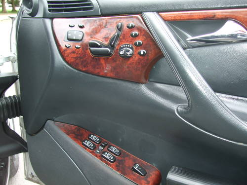 2000 MERCEDES BENZ CL500 AUTOMATIC For Sale (picture 4 of 6)