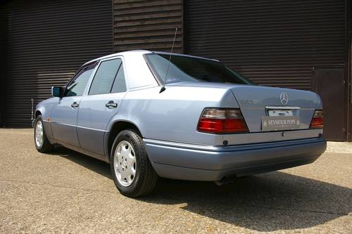 1994 Mercedes W124 E320 Saloon Automatic (47,228 miles) SOLD (picture 3 of 6)