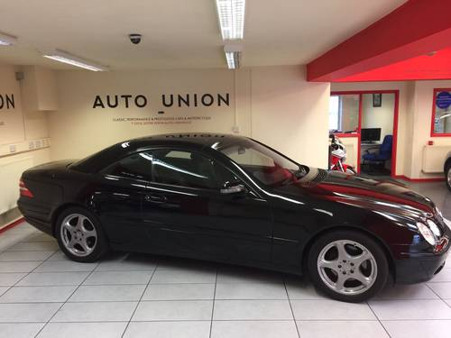 2001 MERCEDES BENZ CL500 For Sale (picture 2 of 6)