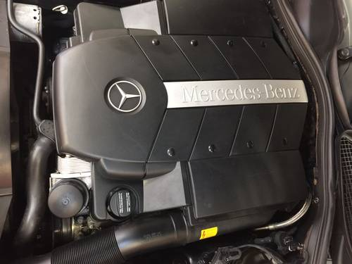 2001 MERCEDES BENZ CL500 For Sale (picture 6 of 6)