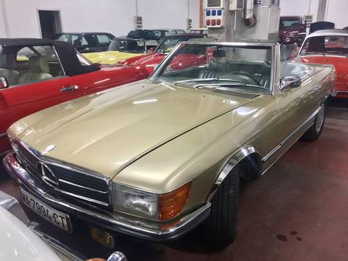 1974 LHD.FANTASTIC COLORS, A1 CONDITION, NO CORROSION For Sale (picture 1 of 5)