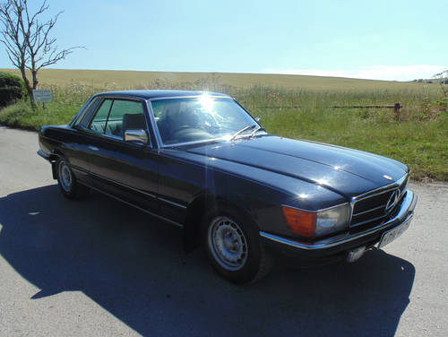 1981 Mercedes 280 SLC SOLD (picture 2 of 6)