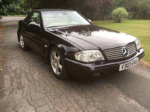 2000 Mercedes Benz SL 320 For Sale (picture 1 of 6)
