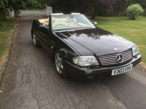 2000 Mercedes Benz SL 320 For Sale (picture 2 of 6)