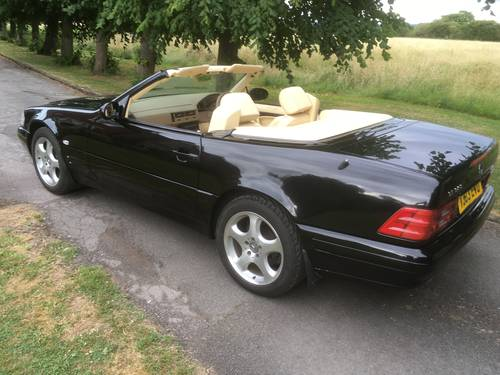 2000 Mercedes Benz SL 320 For Sale (picture 3 of 6)