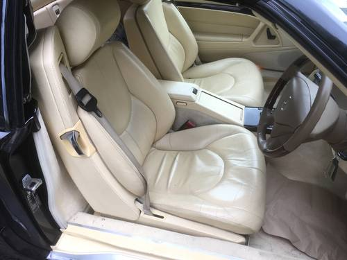 2000 Mercedes Benz SL 320 For Sale (picture 5 of 6)