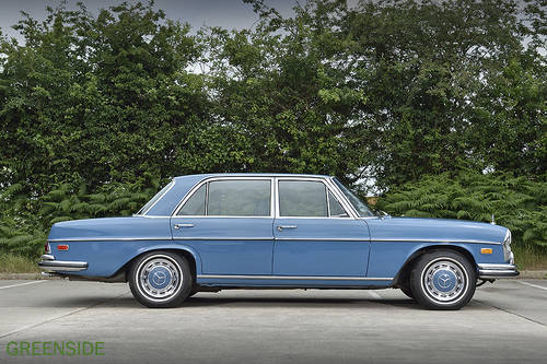 1968 LHD Mercedes 300 Sel 6.3  V8 Saloon SOLD (picture 1 of 6)