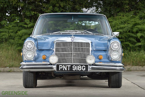 1968 LHD Mercedes 300 Sel 6.3  V8 Saloon SOLD (picture 2 of 6)
