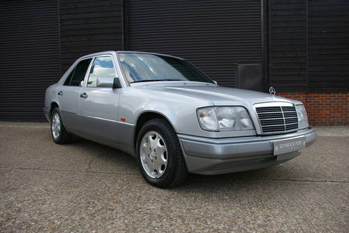 1994 Mercedes W124 E280 LTD Automatic Saloon (25,763 miles) SOLD (picture 2 of 6)