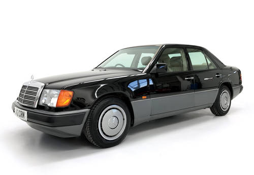 1992 Stunning Mercedes 200E with low mileage SOLD (picture 1 of 6)