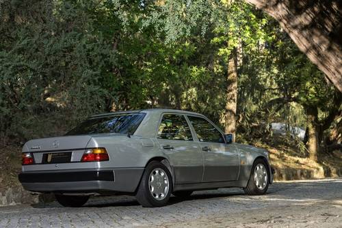 1991 Mercedes 500E - 1 Owner -Top Condition SOLD (picture 1 of 6)