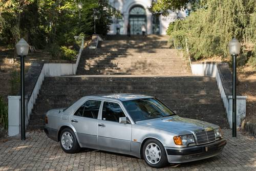 1991 Mercedes 500E - 1 Owner -Top Condition SOLD (picture 2 of 6)