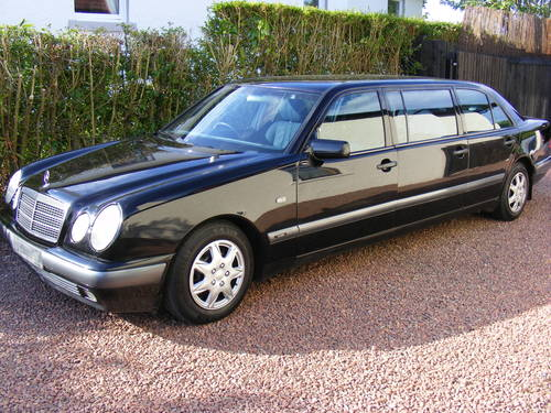 1999 mercedes limousine For Sale (picture 1 of 3)