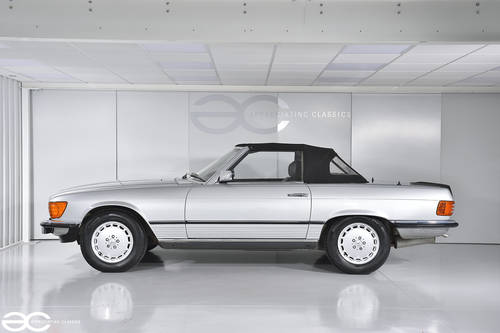 1983 Mercedes Benz 280SL - Stunning Condition - 33K miles SOLD (picture 3 of 6)