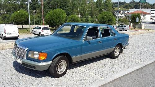 1981 Mercedes 280S For Sale (picture 1 of 6)