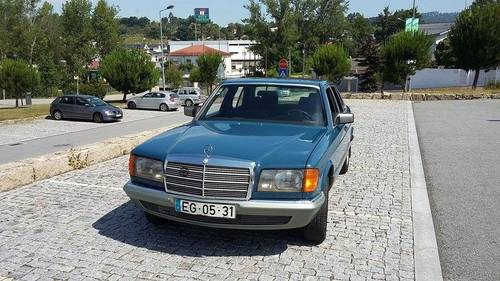 1981 Mercedes 280S For Sale (picture 2 of 6)