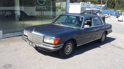 1973 Mercedes 280S For Sale (picture 1 of 6)
