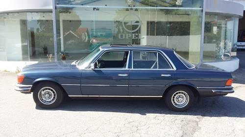 1973 Mercedes 280S For Sale (picture 2 of 6)