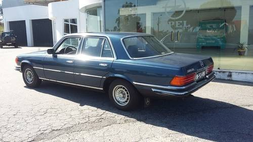1973 Mercedes 280S For Sale (picture 3 of 6)