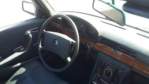 1973 Mercedes 280S For Sale (picture 5 of 6)