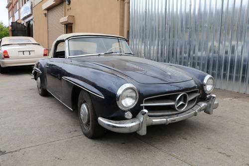 1960 Mercedes-Benz 190SL # 21848 For Sale (picture 1 of 6)