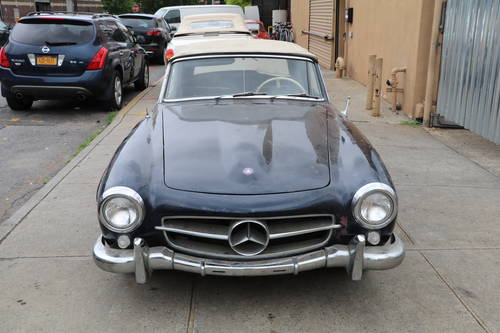 1960 Mercedes-Benz 190SL # 21848 For Sale (picture 2 of 6)