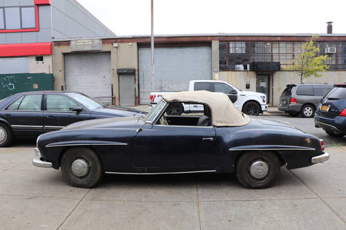 1960 Mercedes-Benz 190SL # 21848 For Sale (picture 3 of 6)