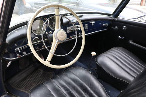 1960 Mercedes-Benz 190SL # 21848 For Sale (picture 5 of 6)