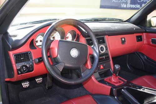 1997 MERCEDES 200 SLK KOMPRESSOR 192 HP For Sale (picture 4 of 6)