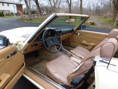 1980 Mercedes 450SL 2 Door Driver - SOLD (picture 5 of 6)